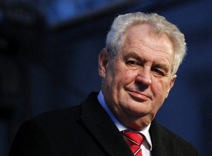 Президентские выборы в Чехии: оглашены предварительные результаты