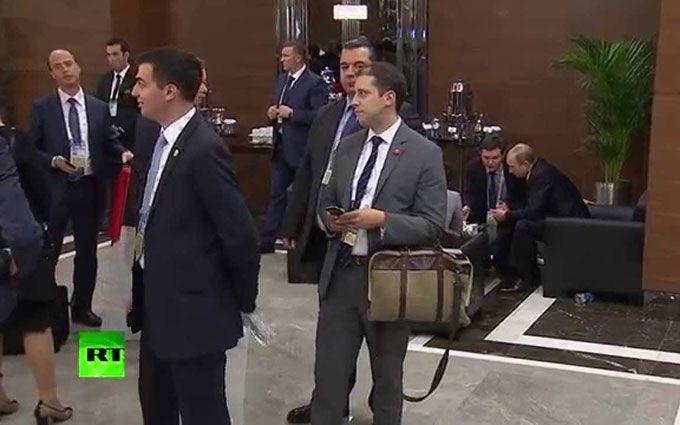 Кремлівський журналіст знайшов шпигуна, який хотів підслухати Путіна і Обаму: з'явилося відео