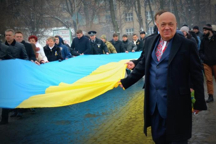 Геннадій Москаль: сепаратизму на Закарпатті немає, була пара ідіотів, але вже притихли (2)