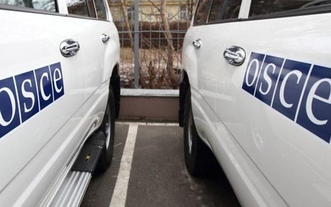 Бойовики ДНР атакували техніку ОБСЄ: з'явилося відео