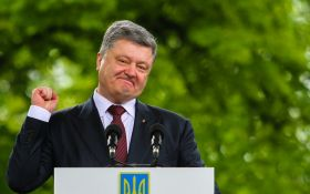 Порошенко: Україна - пріорітет для США і НАТО