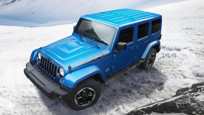 Jeep Wrangler нового поколения получит гибридную версию