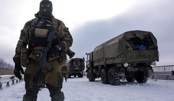 В расстреле под Счастьем подозревают бойцов 92-ой ОМБ