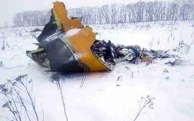 Авиакатастрофа АН-148: поисковые работы будут проходить неделю