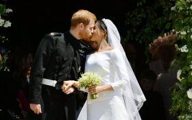 Принц Гарри и Меган Маркл поженились: опубликованы трогательные фото и видео
