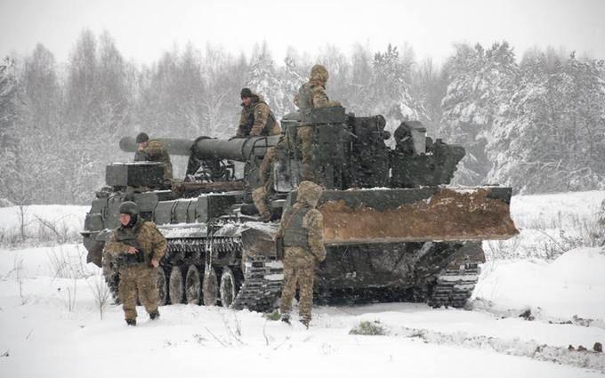 На Донбасі українські бійці взяли в полон бойовика