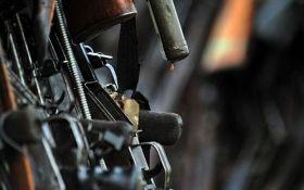 Рада ввела до 7 років в'язниці за контрабанду зброї