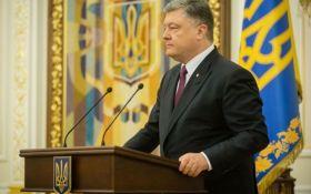 Порошенко подписал резонансные изменения в антикоррупционный закон
