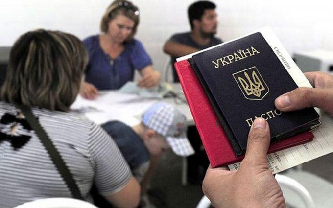 В Украине для переселенцев изменят правила регистрации места проживания