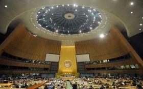 Комитет Генассамблеи ООН принял резолюцию по аннексированному Крыму