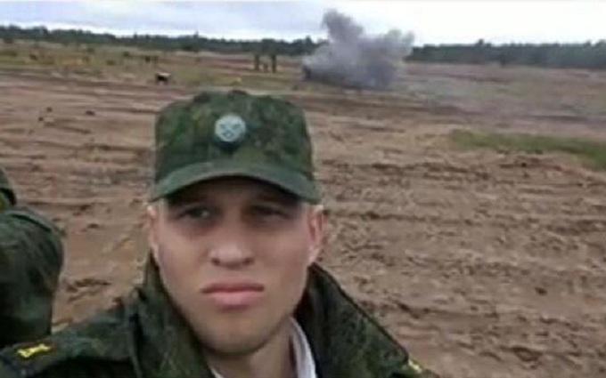Поїхав на практику: соцмережі підірвало зізнання і фото російського солдата на Донбасі