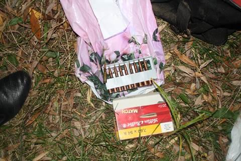 СБУ знайшла в Сумах схованку з гранатами і патронами (3 фото) (3)