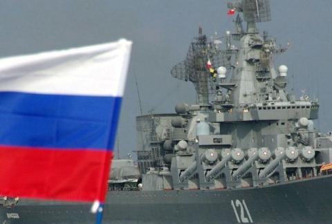 Збройні сили Латвії зафіксували біля кордонів корабель ВМФ Росії (1)