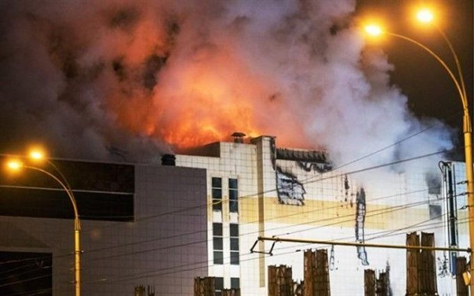 Трагедия в Кемерово: начальник службы пожаротушения в ТЦ пытался совершить суицид