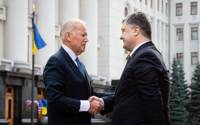 Порошенко показав важливий документ щодо американських грошей для України