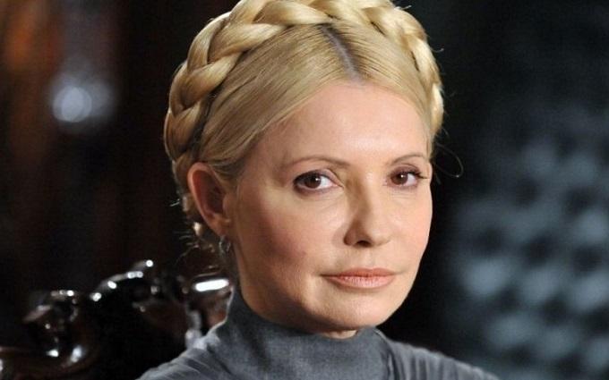 ЗМІ дізналися, як назвали онучку Тимошенко