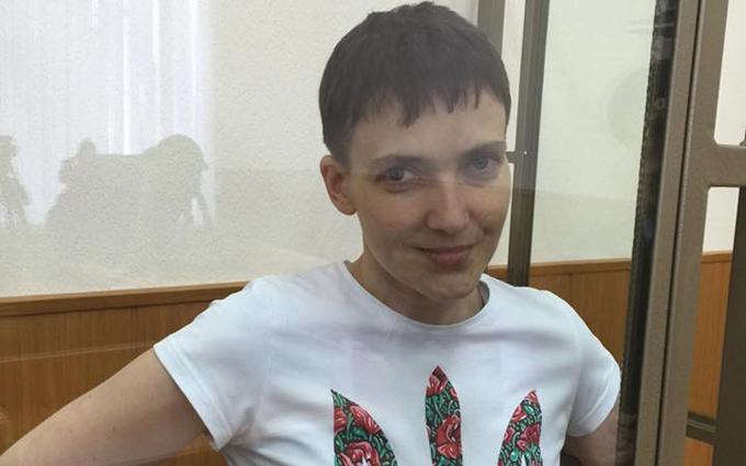 Савченко полностью запретили посещения: не пустят ни сестру, ни консула