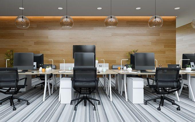 Мебель для современного офиса: тренды последних лет