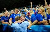 """Исландия """"взорвалась"""" в экстазе после победы над Англией: опубликовано видео"""