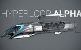 Маск построит в США высокоскоростную транспортную систему