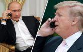 Стали известны интересные подробности разговора Путина и Трампа