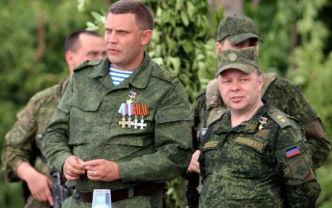 Бойовики ДНР похвалилися масштабними навчаннями: опубліковані фото