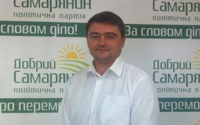 В засаде боевиков на Донбассе погиб бывший глава района с Тернопольщины
