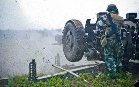 "Ситуация в АТО: боевики стреляют из артиллерии 152 мм калибра и ""Градов"", четверо раненых"