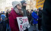 В Европе женщины вышли на массовые протесты против Трампа: опубликованы фото