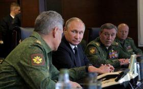 """РФ проведе наймасштабніші за останні десятиліття військові навчання """"Восток-2018"""""""