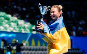 Украинка Марта Костюк выиграла Australian Open: опубликовано видео