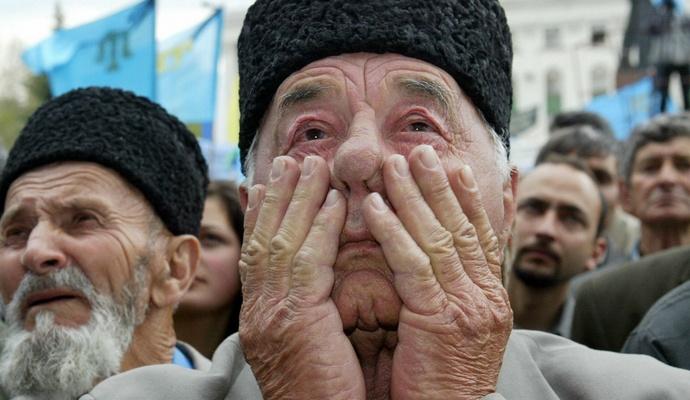 Началась новая волна репрессий против крымских татар