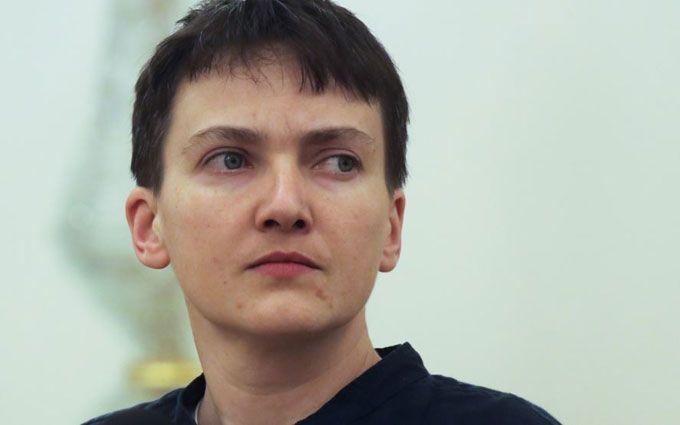 Савченко пыталась прорваться в ДНР и говорила, что видит Плотницкого и Захарченко в Раде