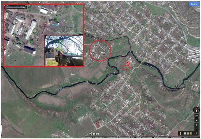 На Донбасі засікли нових військових Росії: опубліковані фото (3)