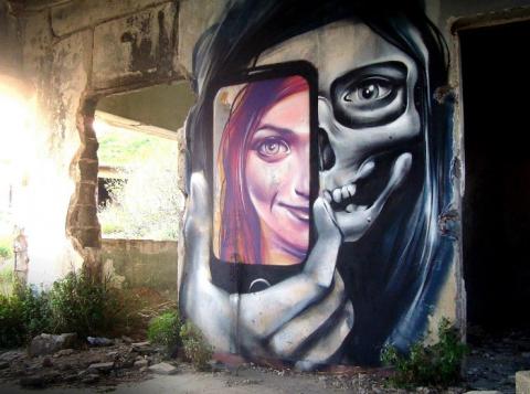 Красномовний стріт-арт з гострим соціальним змістом (16 фото) (9)