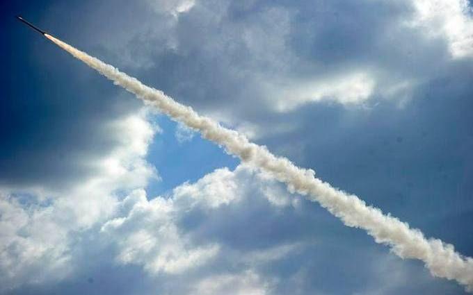 Як Турчинов запускав нові ракети: з'явилися відео