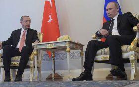Друг Путина Эрдоган сделал ему новый подарок