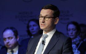 """Польша намерена заблокировать строительство газопровода """"Северный поток-2"""""""