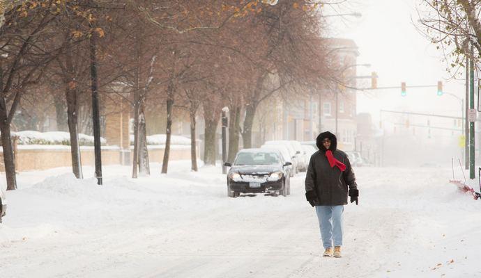 Наступного тижня морози в Києві посилюються
