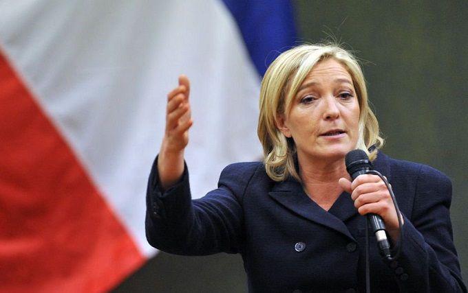 Французская соратница Путина сделала громкое заявление по Крыму