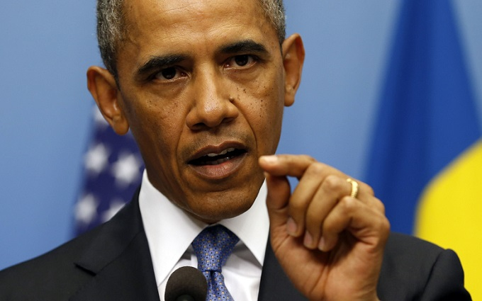 Обама не планирует визит в Украину
