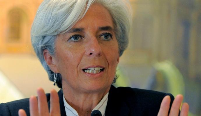МВФ обеспокоен отставкой Абромавичуса