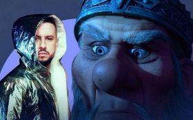 Популярний український співак озвучив героя мультфільму: з'явилося відео