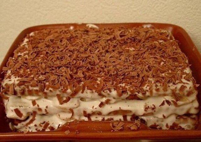ТОП-6 вкусных тортов из печенья, которые не нужно печь (2)