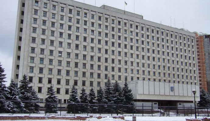 Київська облрада вимагає від парламенту перегляду бюджету