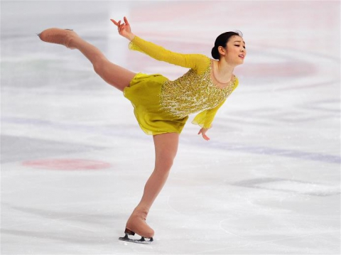 Олимпийскую чемпионку Ким Ён А не пугает соперничество с восходящей российской звездой