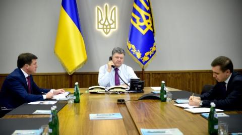 Президент України та Прем'єр-міністр Нідерландів обговорили результати розслідування катастрофи літака МН-17