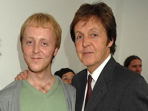 Сын Пола Маккартни задумался о создании второй The Beatles