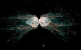 Гигантский лазер: в космосе обнаружен аномальный стреляющий объект