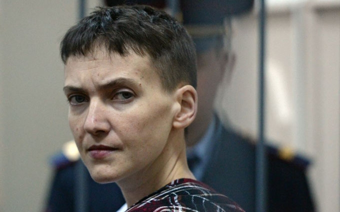 Скандальні заяви Савченко: в Росії побачили повторення тез Путіна